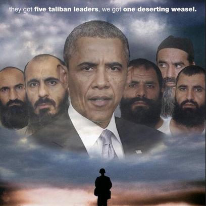 'OH, NO HE DIDN'T!' Obama says Gitmo release 'something I would do again'