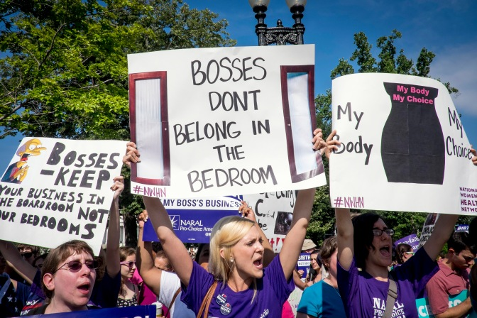 5 Things Women Need to Know About the Hobby Lobby Ruling