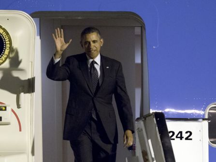 Obama Heads To Texas With No Plans To Visit Border