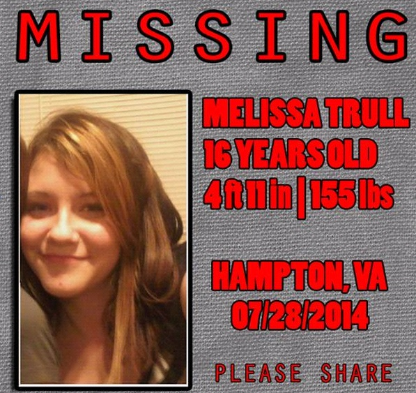 Police now searching for missing and endangered teen in Hampton