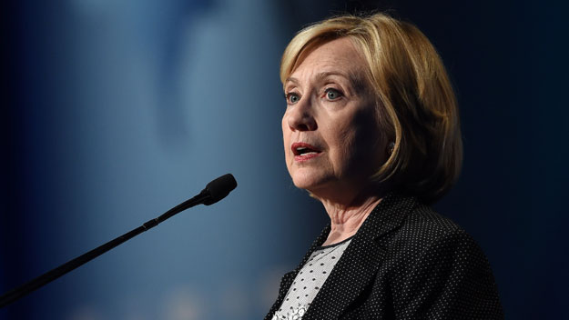Hillary Clinton Says She'll Likely Make Decision On Presidential Run Next Year