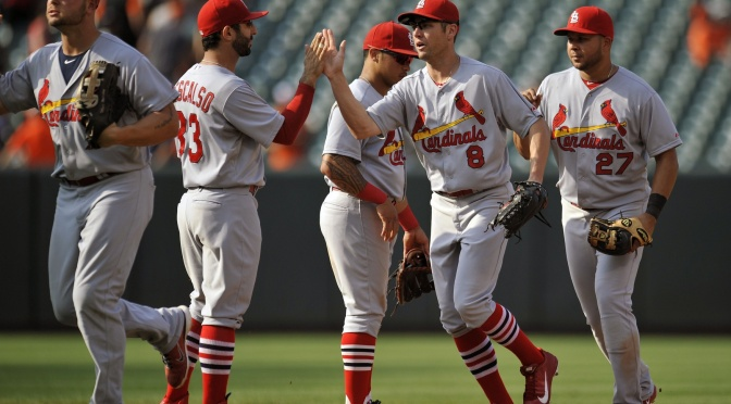 17 awesome things about the St. Louis Cardinals