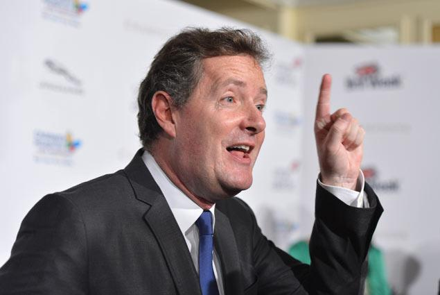 #Ebola: @PiersMorgan says American leaders are hiding the truth