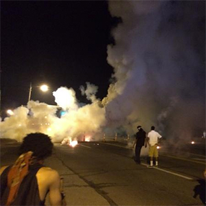 Safe houses, no tear gas, no riot gear: Ferguson protesters propose riot-ready 'rules of engagement'