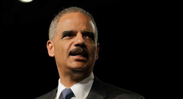 Holder: New Justice Dept. Policy Will 'End Racial Profiling, Once And For All'