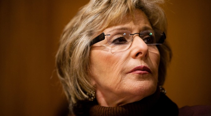 Sen. Barbara Boxer Reprimands the GOP By Saying Out Loud What America Has Been Thinking