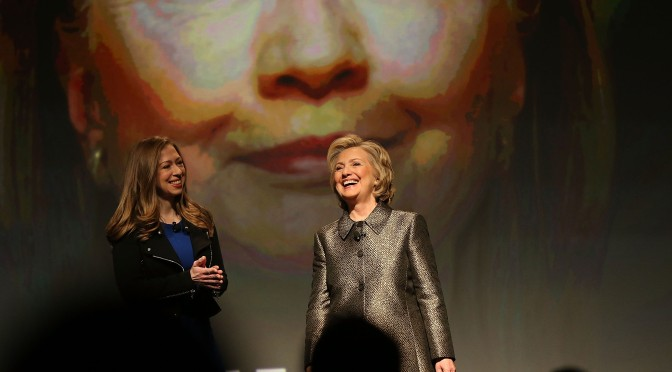 Clinton Foundation CEO Admits 'We Made Mistakes'