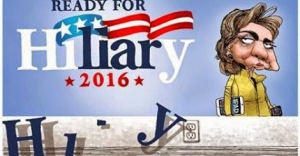 AA - Hillary  Ready for her Lies