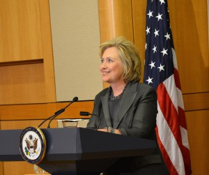 Campaign 2016: A different side to Hillary Clinton