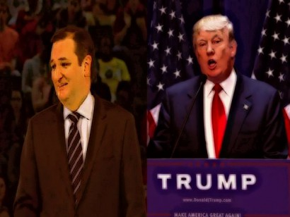 BE FUNKY screenshots senator ted cruz donaldt rump