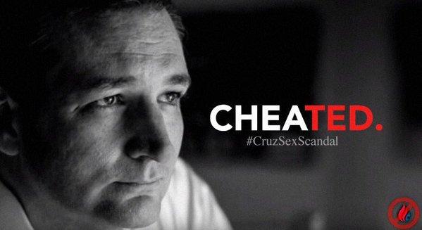 cruz cheated