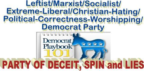 Partyof Deceit Spin and Lies